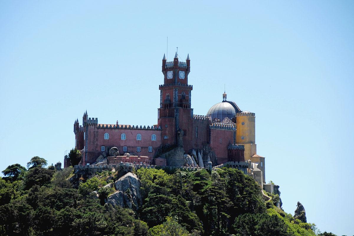 Sintra-Palacio