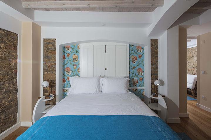 Deluxe Suite with Garden View | Suite Conchas