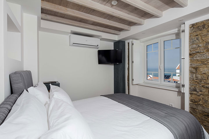 Deluxe Double Room Side Sea View | Suite Falesia